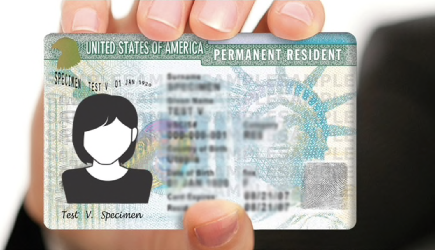 US Permanent Residency Green Card
