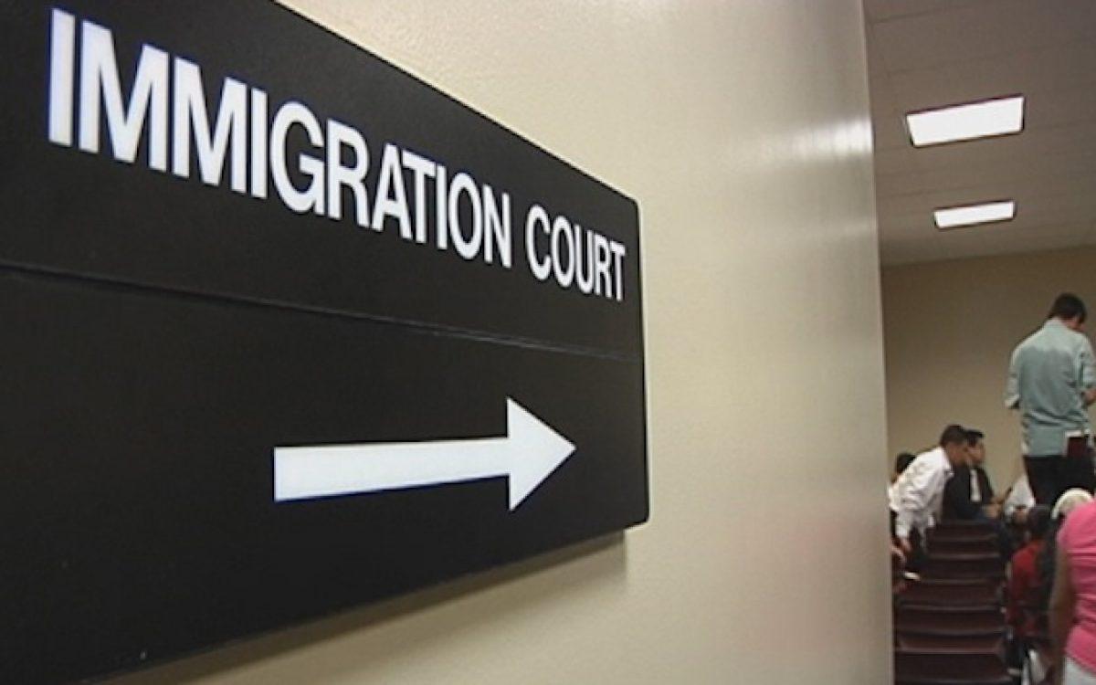 USA Immigration Court